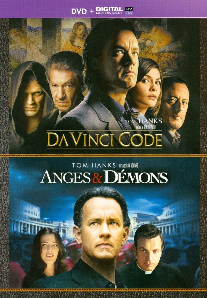 Da Vinci Code /Anges & Démons (2 DVDs)