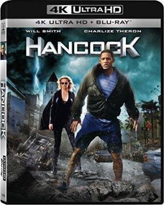 Hancock (2008) (4K Ultra HD + Blu-ray)