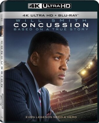 Concussion (2015) (4K Ultra HD + Blu-ray)