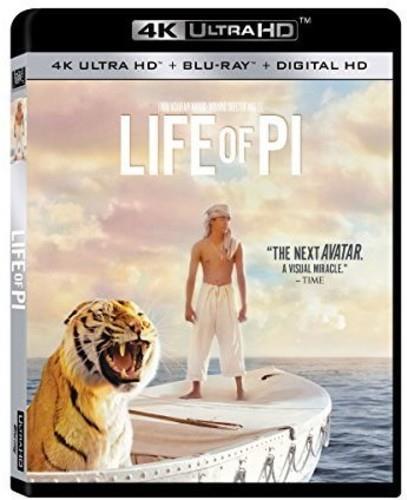 Life Of Pi 2012 4k Ultra Hd Blu Ray Cede Com