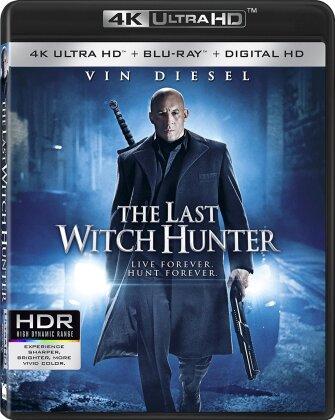 The Last Witch Hunter (2015) (4K Ultra HD + Blu-ray)