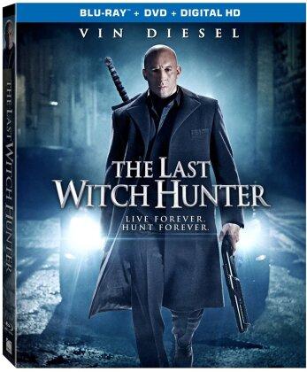 The Last Witch Hunter (2015) (Blu-ray + DVD)