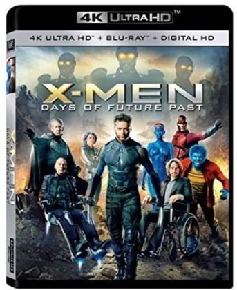X-Men - Days Of Future Past (2014) (Blu-ray + 4K Ultra HD)