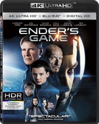 Ender's Game (2013) (4K Ultra HD + Blu-ray)
