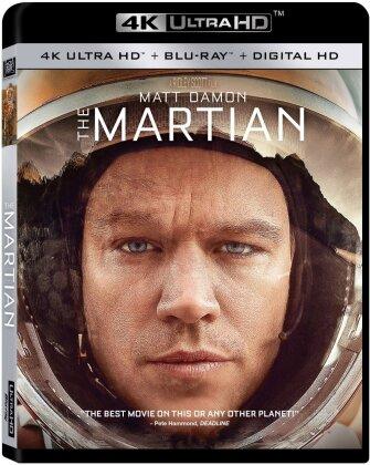 Martian - Martian / (Dhd) (2015) (Blu-ray + 4K Ultra HD)