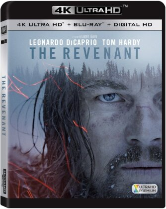 Revenant (2015) (Blu-ray + 4K Ultra HD)