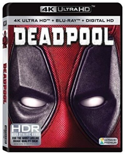 Deadpool - Deadpool / (Dhd) (2016) (Blu-ray + 4K Ultra HD)