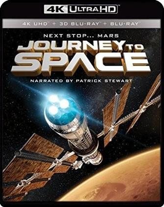 Journey to Space (2015) (Imax, 4K Ultra HD + Blu-ray)