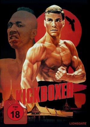 Kickboxer (1989) (Cover A, Mediabook, Blu-ray + DVD)