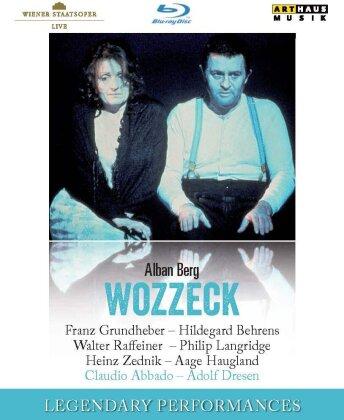 Wiener Staatsoper, Claudio Abbado, … - Berg - Wozzeck (Legendary Performances, Arthaus Musik)