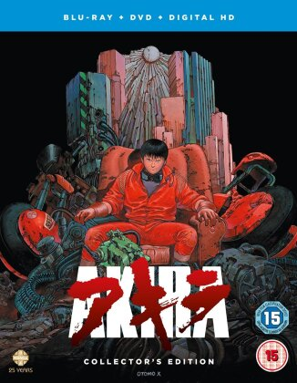 Akira (1988) (Collector's Edition, 2 Blu-rays)
