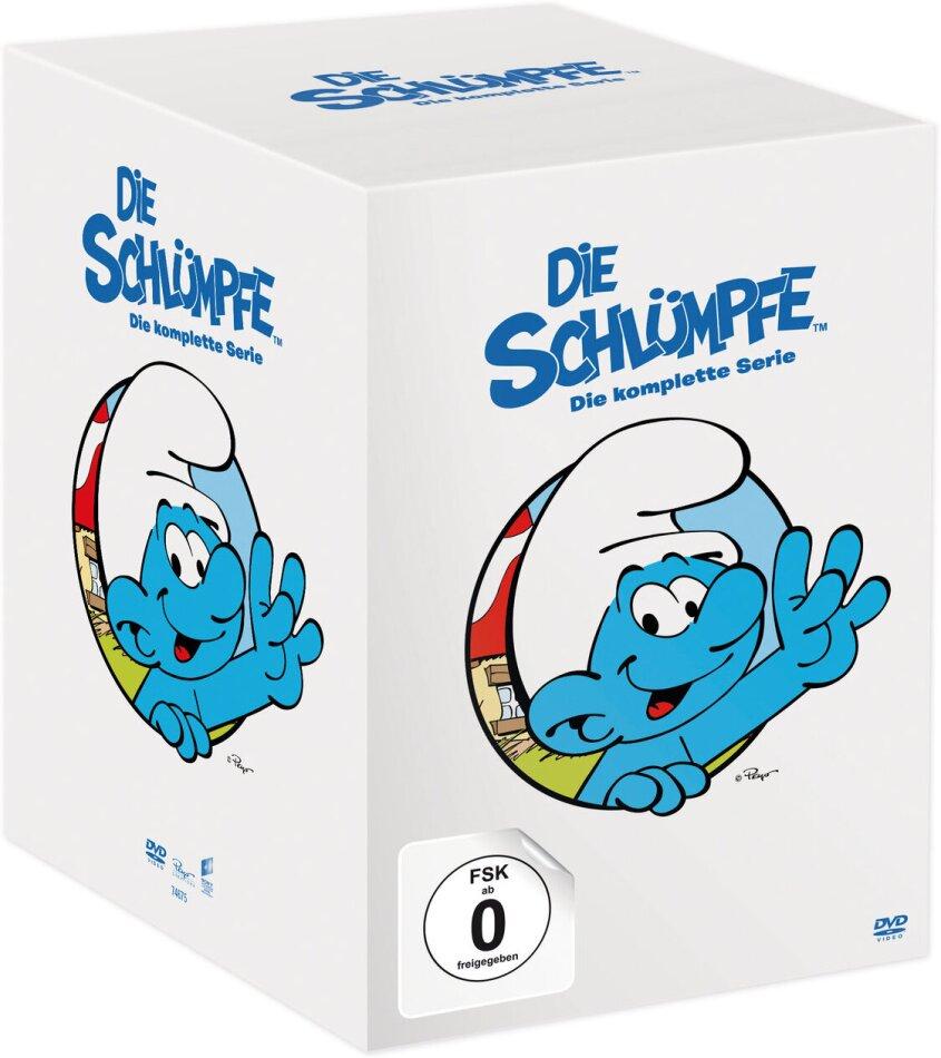 Die Schlümpfe - Die komplette Serie (43 DVDs)