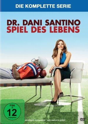 Dr. Dani Santino - Spiel des Lebens - Die komplette Serie (10 DVDs)