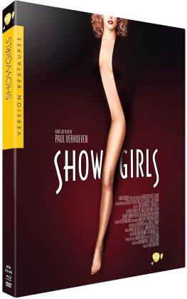 Showgirls (1995) (Restaurierte Fassung, Blu-ray + DVD)