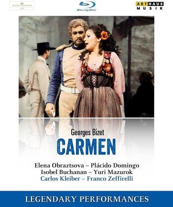 Wiener Staatsoper, Carlos Kleiber, … - Bizet - Carmen (Legendary Performances, Arthaus Musik)