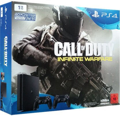 Sony Playstation 4 Slim 1 TB - Call of Duty: Infinite Warfare Early Access Set