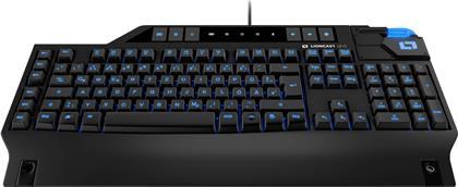 Lioncast LK15 Gaming Tastatur [Swiss Layout]