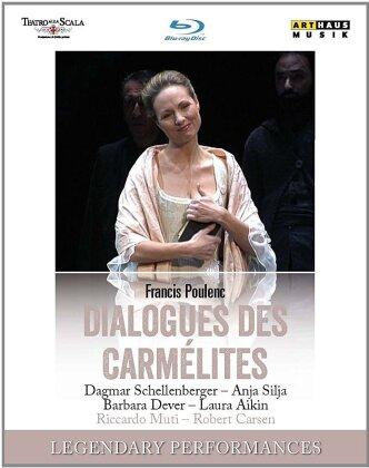 Orchestra of the Teatro alla Scala, Riccardo Muti, … - Poulenc - Dialogues des Carmélites (Legendary Performances, Arthaus Musik)