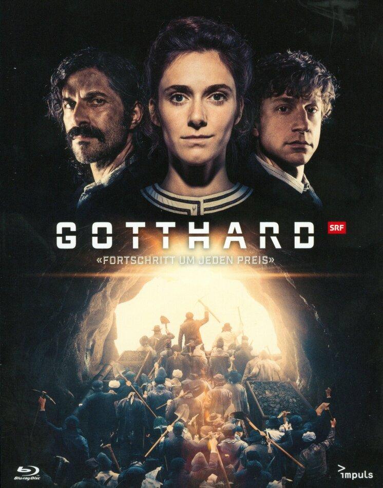 Gotthard - Fortschritt um jeden Preis (2016)