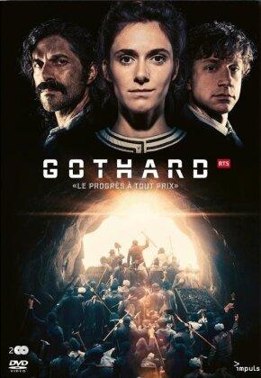 Gothard - Le Progrès à tout prix (2016) (2 DVDs)