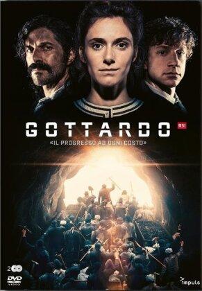 Gottardo - Il progresso ad ogni costo (2016) (2 DVDs)
