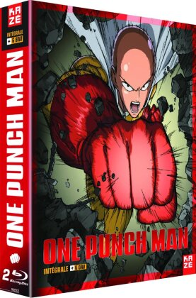 One Punch Man - Intégrale (+ 6 OAV, Collector's Edition, 2 Blu-rays)