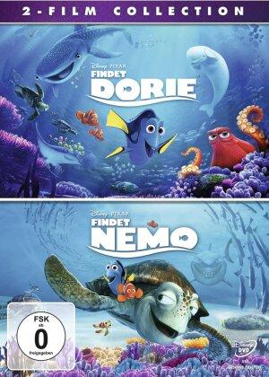 Findet Dorie / Findet Nemo (2 DVDs)