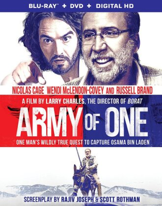 Army of One (2016) (Blu-ray + DVD)
