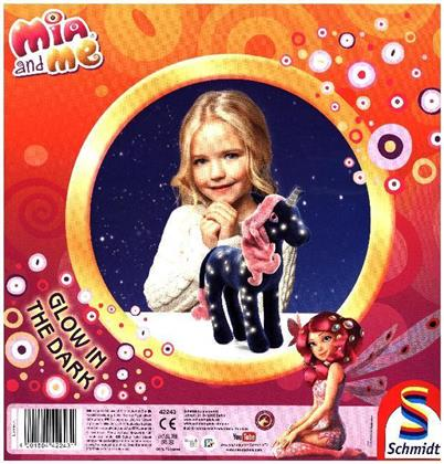 Mia & Me: Star - Glow in the dark - Plüsch