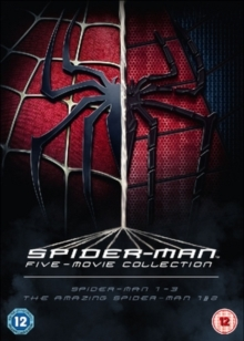 Spider-Man - Five-Movie Collection (5 DVDs)