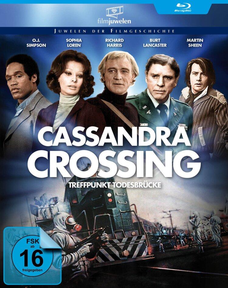 Cassandra Crossing - Treffpunkt Todesbrücke (1976) (Filmjuwelen)