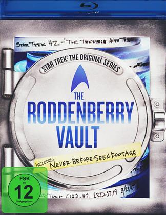 Star Trek - The Original Series - Roddenberry Vault (Limited Edition, 3 Blu-rays)