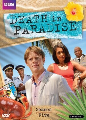 Death in Paradise - Season 5 (2 DVDs)