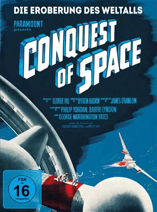 Die Eroberung des Weltalls - Conquest of Space (1955) (Mediabook, Limited Edition, Blu-ray + DVD)
