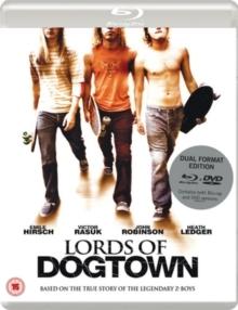 Lords of Dogtown (2005) (DualDisc, Blu-ray + DVD)