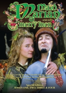 Maid Marian and her Merry Men - Series 1-4 (8 DVDs)