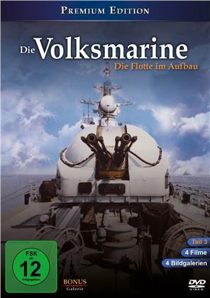 Die Volksmarine - Teil 3 - Die Flotte im Aufbau (s/w, Premium Edition)