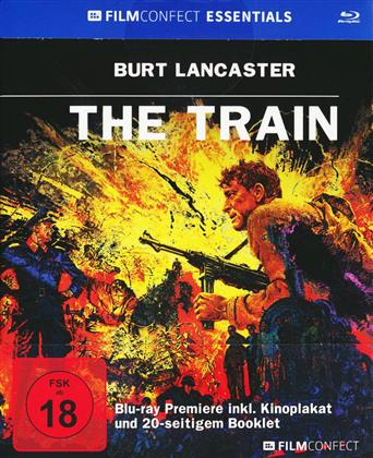 The Train (1964) (Filmconfect Essentials, n/b, Mediabook)