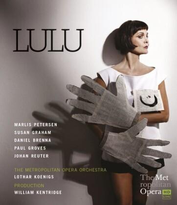 Metropolitan Opera Orchestra, James Levine, … - Berg - Lulu (DVD + Blu-ray)