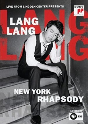 Lang Lang - New York Rhapsody - Live from Lincoln Center (Sony Classical)