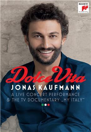 Jonas Kaufmann - Dolce Vita (Sony Classical)