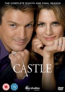 Castle - Season 8 - The Final Season (6 DVDs)
