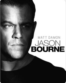 Jason Bourne (2016) (Steelbook)