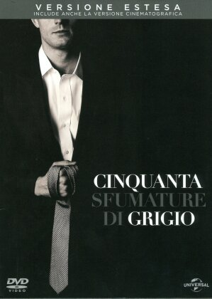 Cinquanta sfumature di grigio (2015) (Extended Version, Digibook, Kinoversion, Limited Edition)