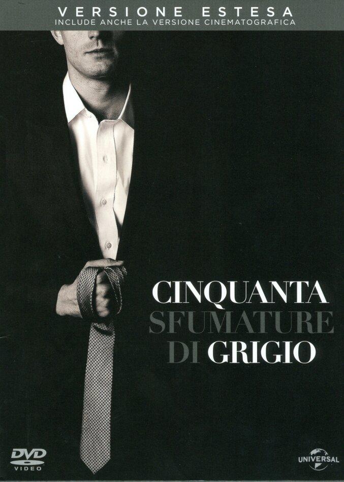 Cinquanta sfumature di grigio (2015) (Extended Version, Digibook, Versione Cinema, Edizione Limitata)