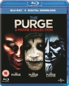 The Purge - 3 Movie Collection (3 Blu-rays)