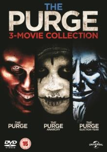 The Purge - 3 Movie Collection (3 DVDs)
