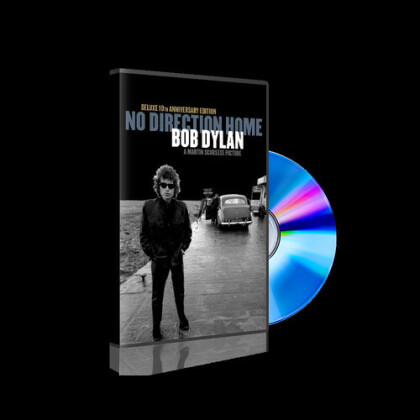 No Direction Home - Bob Dylan (Deluxe Edition, Edizione10° Anniversario, 2 Blu-ray)