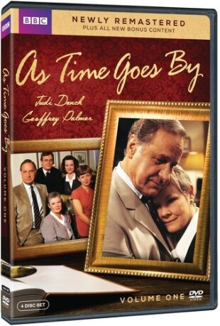 As Time Goes By - Remastered Series 1 (Remastered, 4 DVDs)
