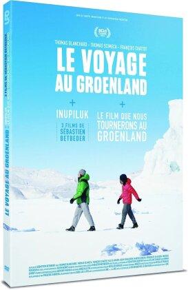 Le voyage au Groenland - + Inupiluk / + Le film que nous tournerons au Groenland (2016) (Digibook, 2 DVDs)